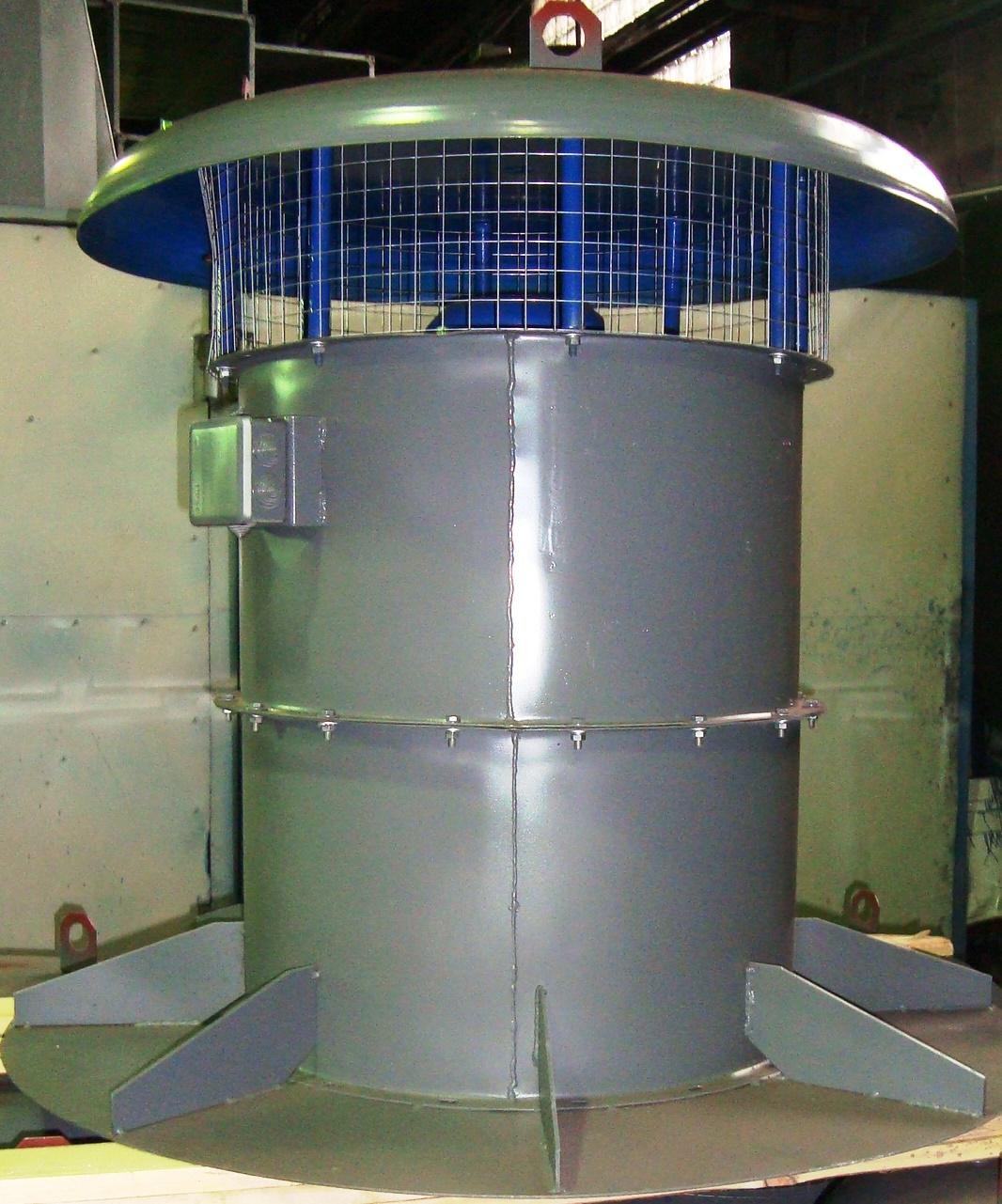 Вентилятор вкоп 5