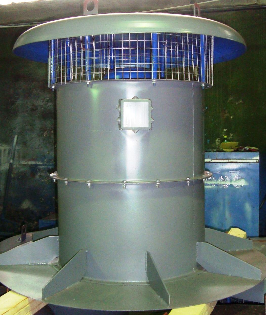 Вентилятор вкоп 2