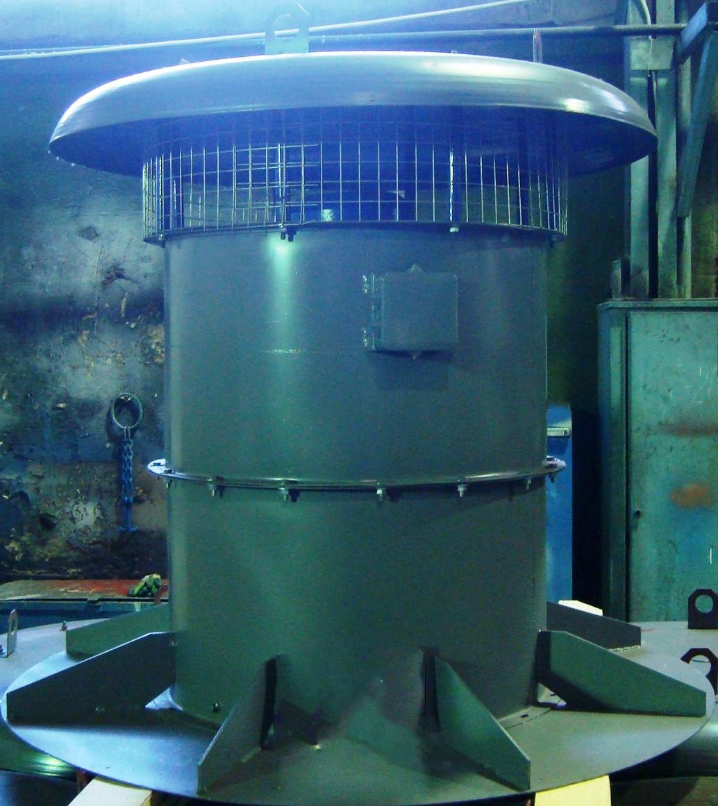 Вентилятор вкоп 4