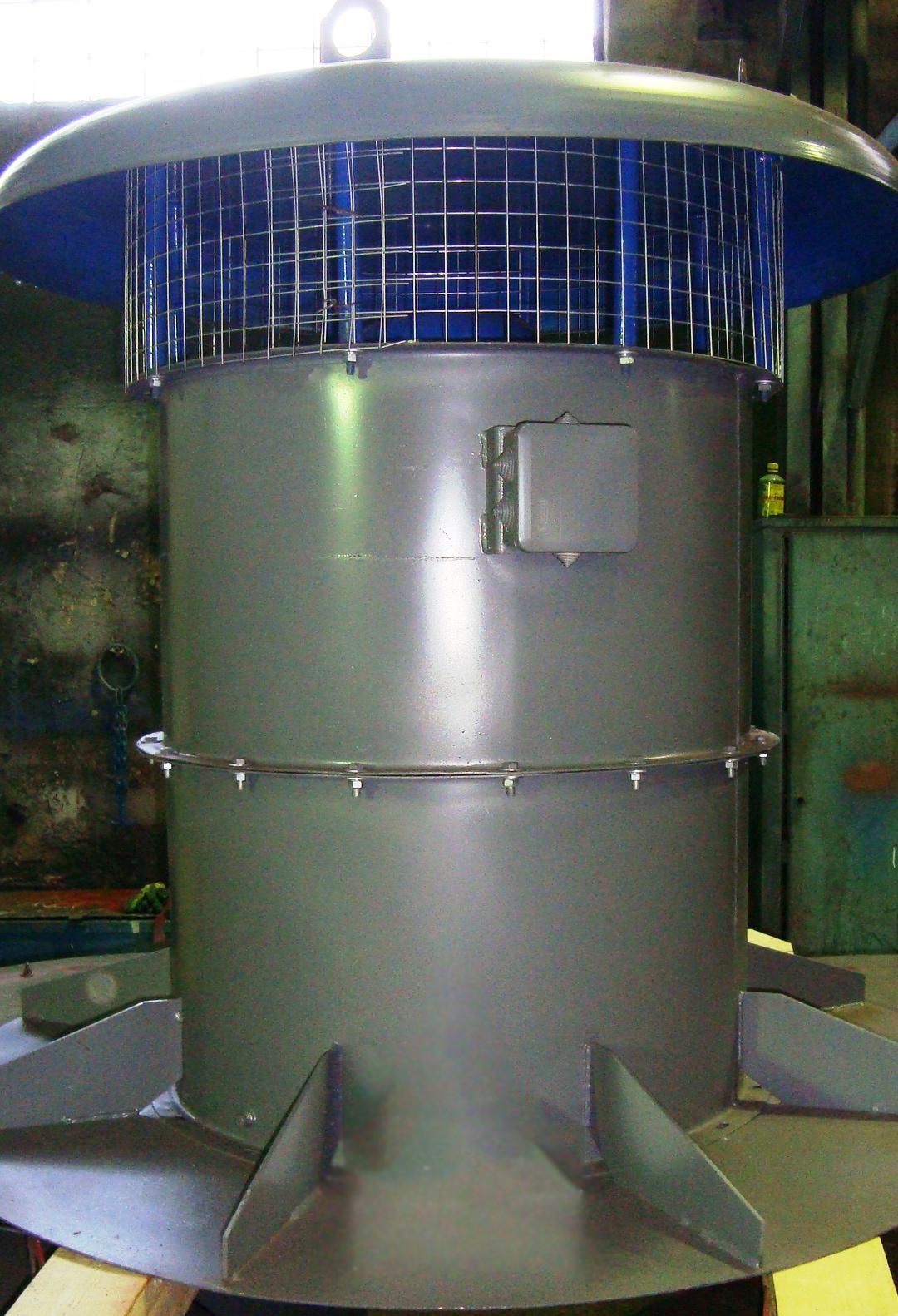 Вентилятор вкоп 3