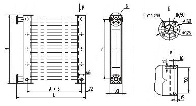 Теплообменник тбз программа подбора пластинчатого теплообменника