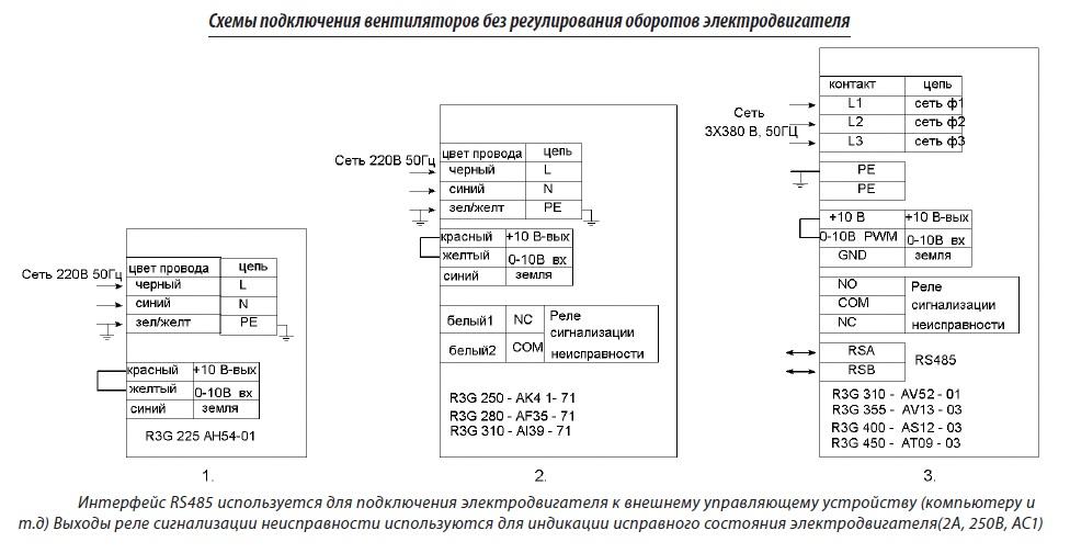 Схема для регулировки количества